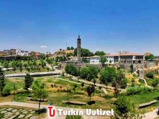 Diyarbakırin linna