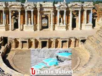 Hierapolis rauniot