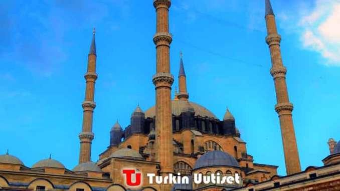 Selimiye moskeija, Edirne