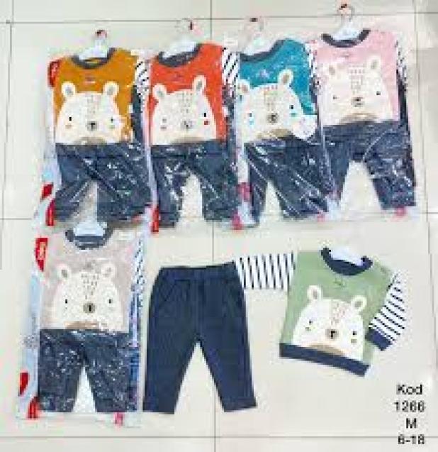 مشروع ملابس اطفال من تركيا