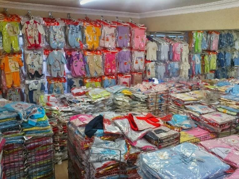 اسواق ملابس الاطفال بالجملة في تركيا