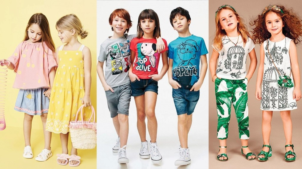 بيع ملابس الأطفال بالجملة من تركيا