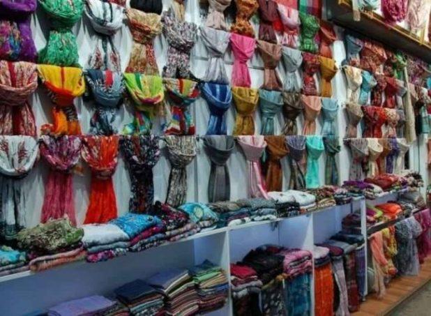 مورد ملابس من تركيا
