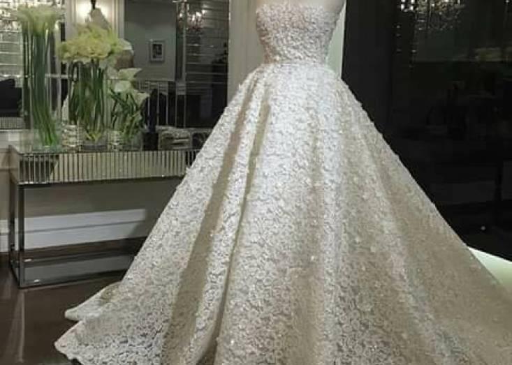 ارخص فساتين زفاف