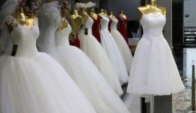 محلات بيع فساتين زفاف في تركيا