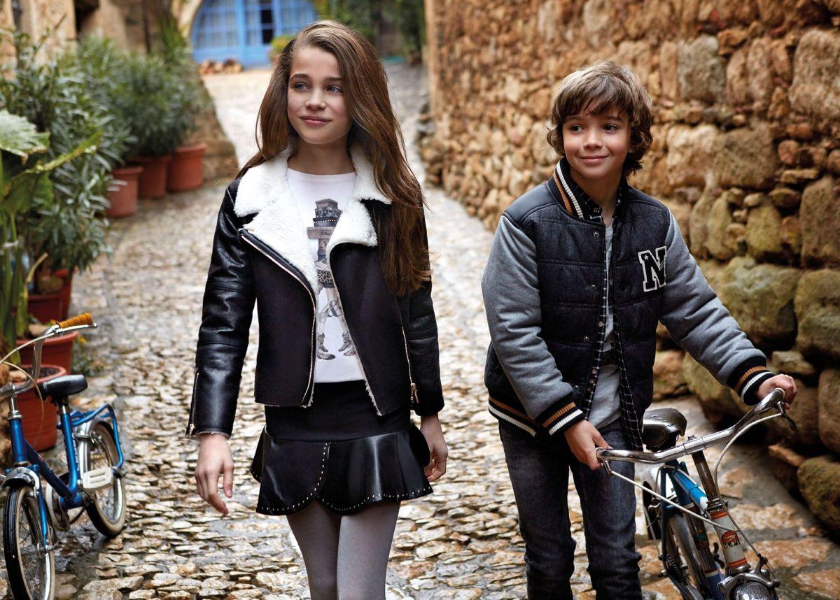 مشروع بيع ملابس الاطفال