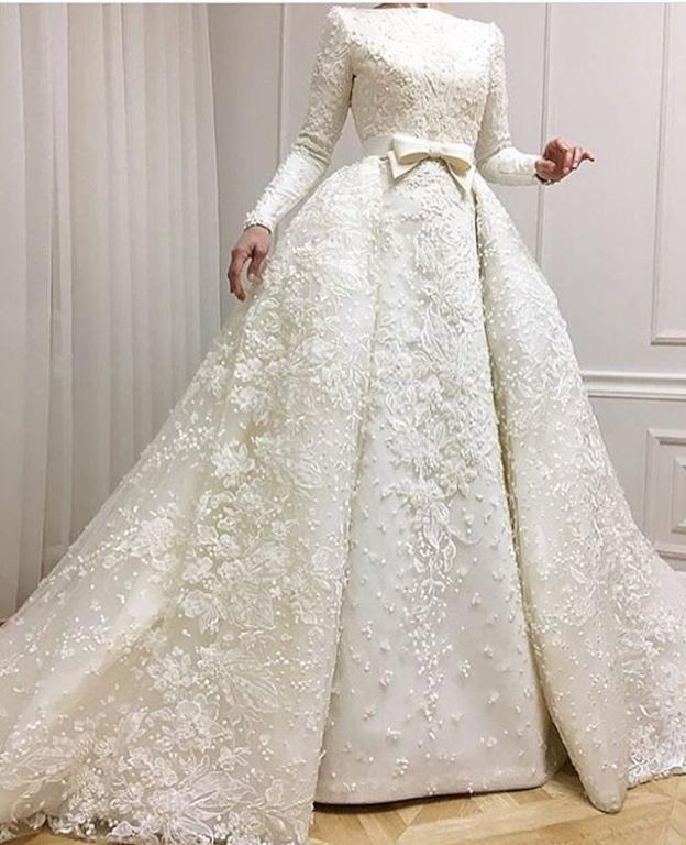 مصممين فساتين زفاف في إسطنبول