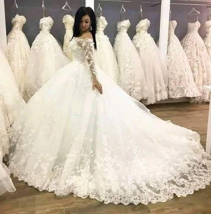 محلات فساتين زفاف في تركيا إسطنبول
