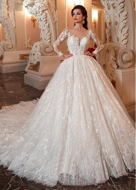 مصانع تفصيل فساتين زفاف في تركيا