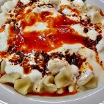 Turkish Ravioli - Manti