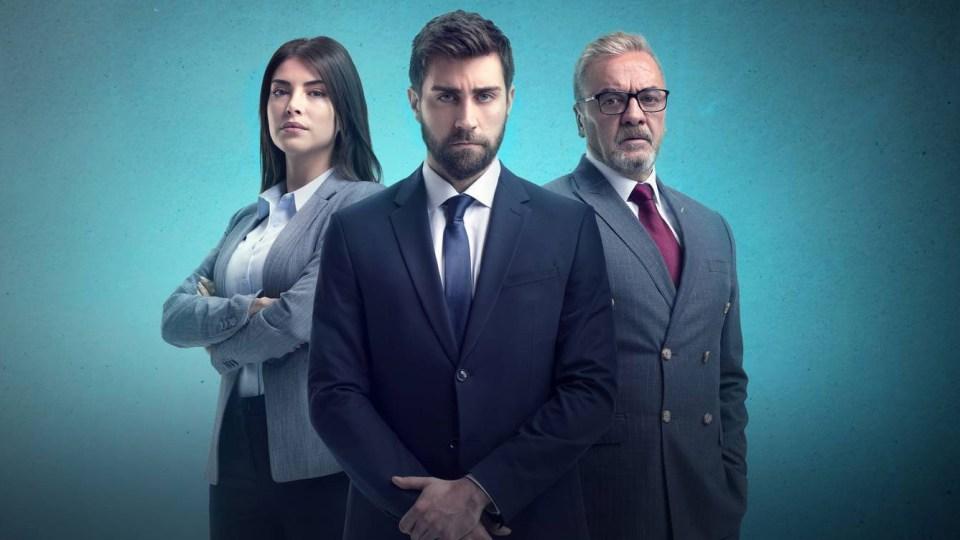 مسلسل المنظمة الحلقة 10 مترجمة عربي