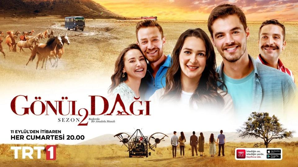 مسلسل جبل جونول الحلقة 35 مترجمة للعربية