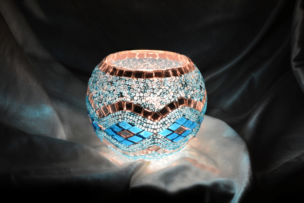 Wholesale Mosaic Candle Holder