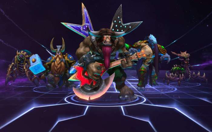 Heroes of the Storm inceleme