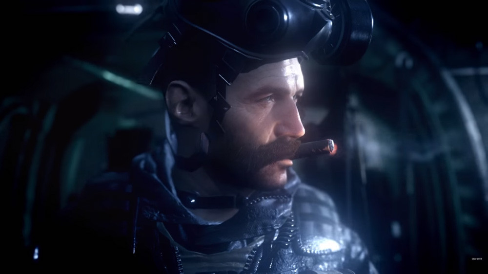 Call of Duty Modern Warfare Remastered - Captain Price