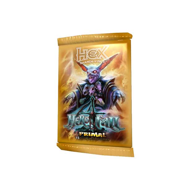 HEX: Shards of Fate Herofall Kart Seti