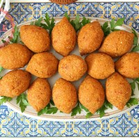 İçli Köfte (Turkish Kibbeh) Recipe