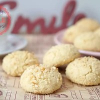 Mastic Gum Cookies Recipe