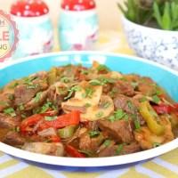 Turkish Style Sauteed Meat Recipe
