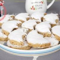 Kavala Almond Cookies Recipe