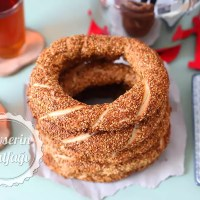 Crunchy Ankara Simit Recipe