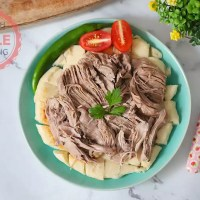 Slow Cooked Lamb Tandır Recipe