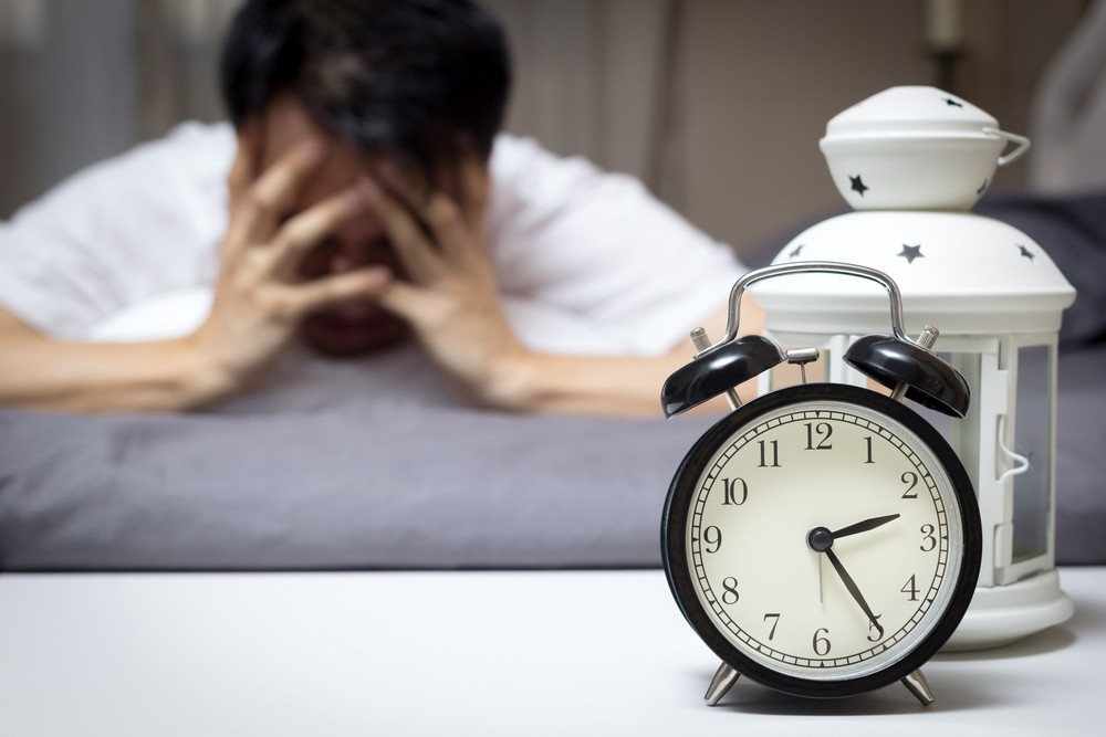 Biyolojik saatle ilişkili uyku problemlerini tedavi etmek