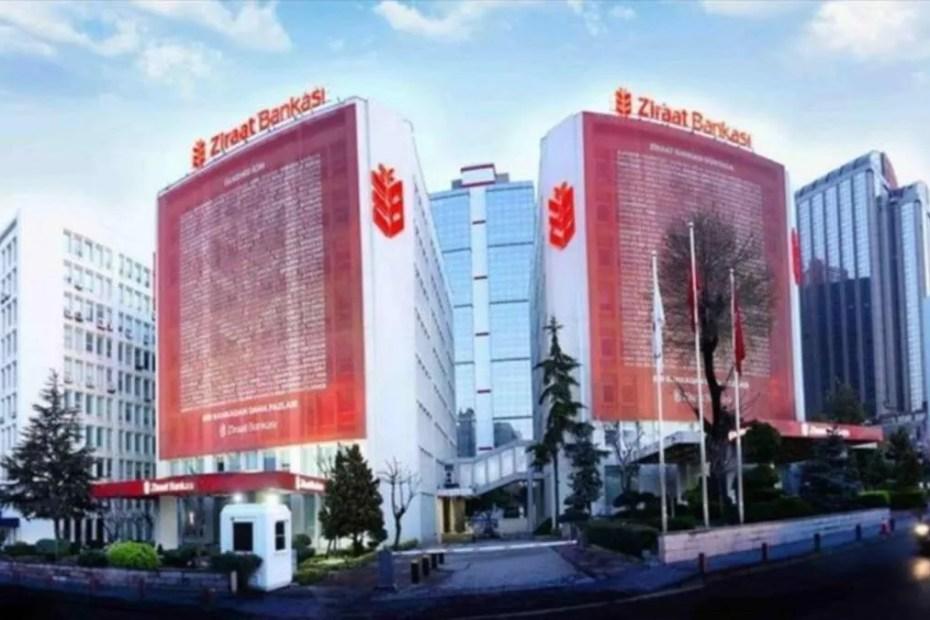 بنك زراعات التركي