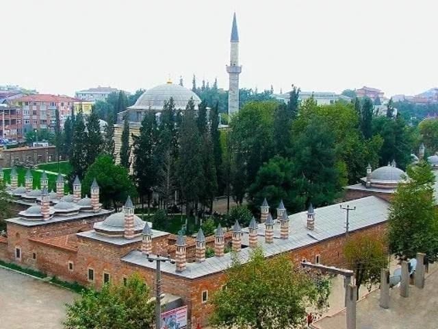جامع تشوبان مصطفى باشا 1