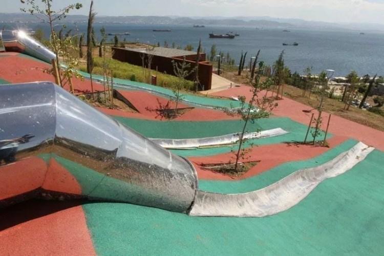 حديقة اسكي حصار للمغامرات