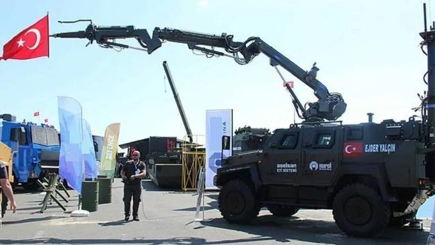 Aselsan pantservoertuig
