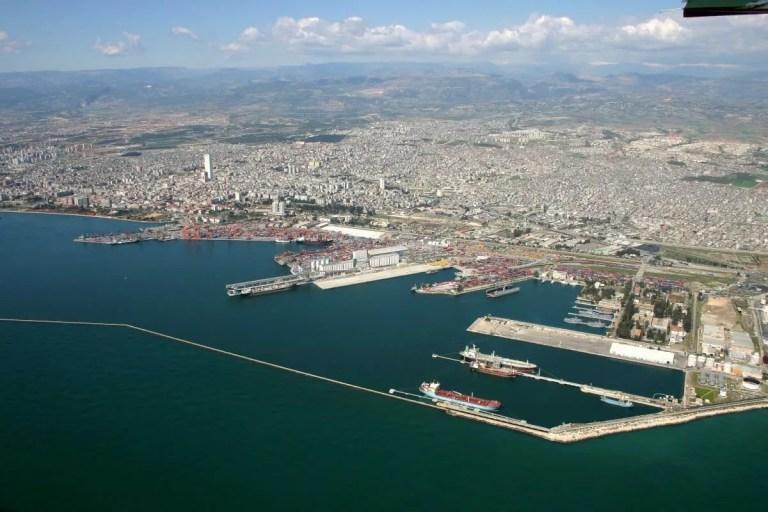 ميناء مرسين الدولي .. تعرَّف على بوابة تركيا إلى البحر الأبيض المتوسط