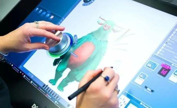 صناعة الجرافيك والرسوم المتحركة في اسكي شهير