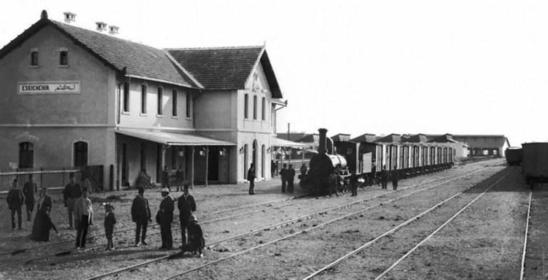 تاريخ مدينة اسكي شهير منذ عصور ما قبل التاريخ وحتى الجمهورية