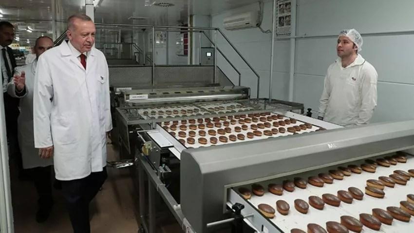 صناعة الغذاء في تركيا اسكي شهير