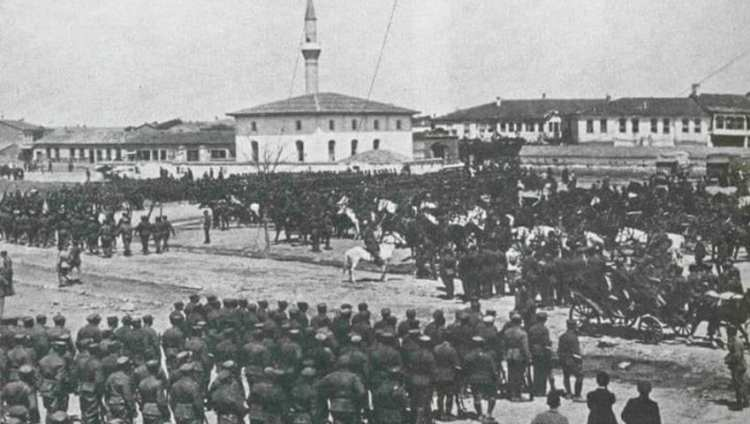 Eskisehir in the War of Independence