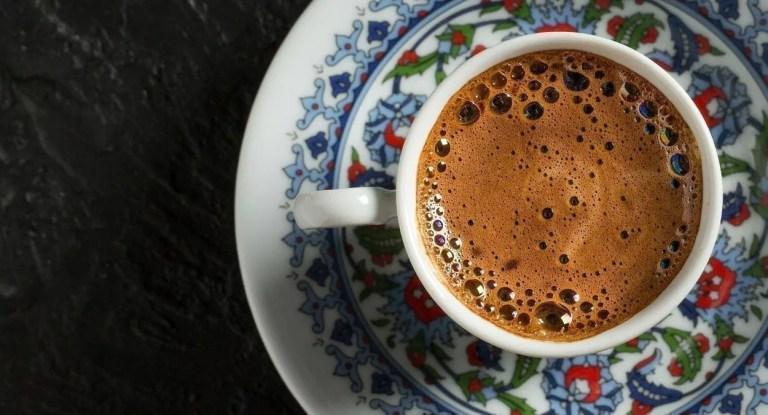 De geschiedenis van Turkse koffie