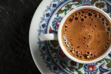 تاريخ القهوة التركية