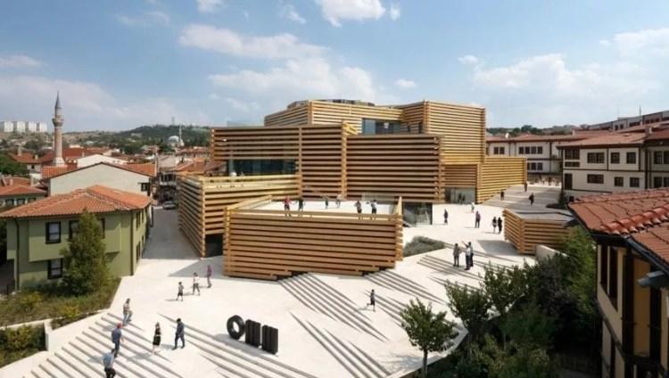 Современный музей Одунпазары