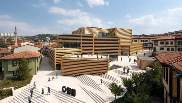 Odunpazarı Modernes Museum