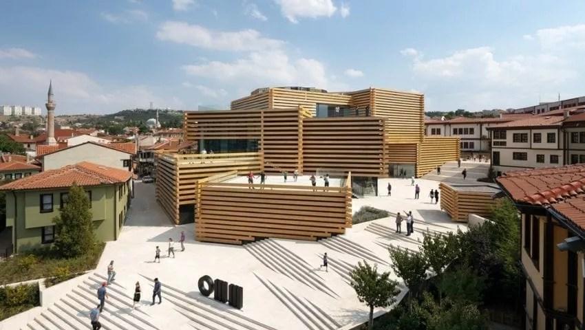 متحف أودن بازاي الحديث