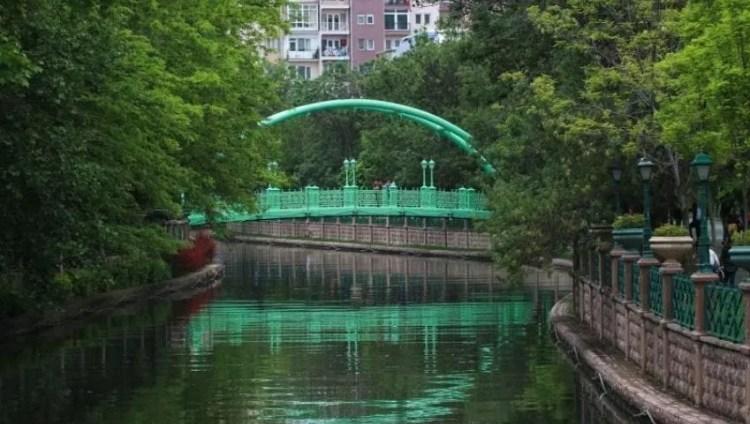 Река Борсок