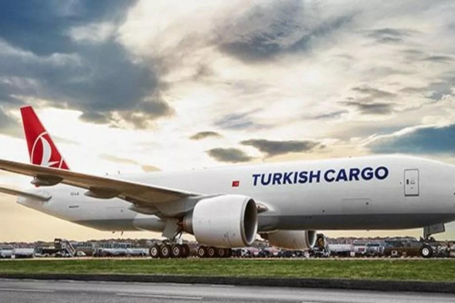 Turkish airlines cargo
