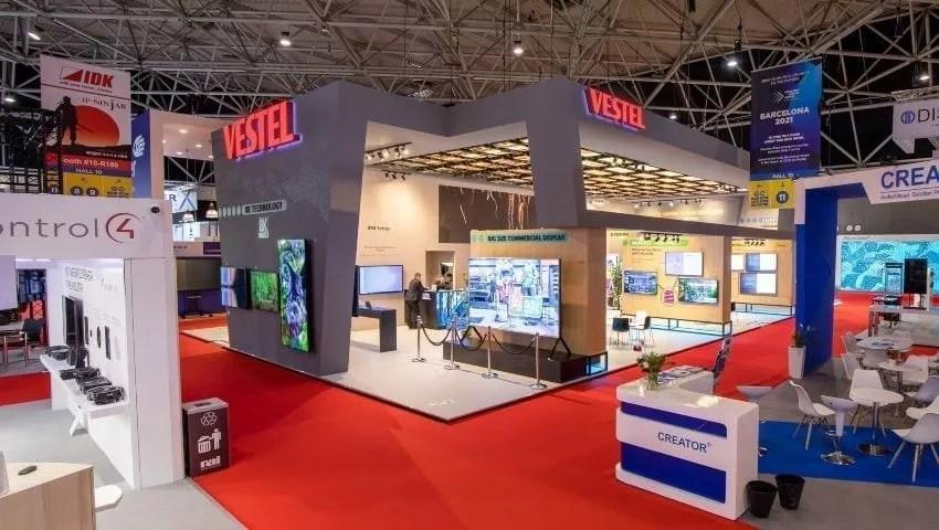 Vestel in the European market