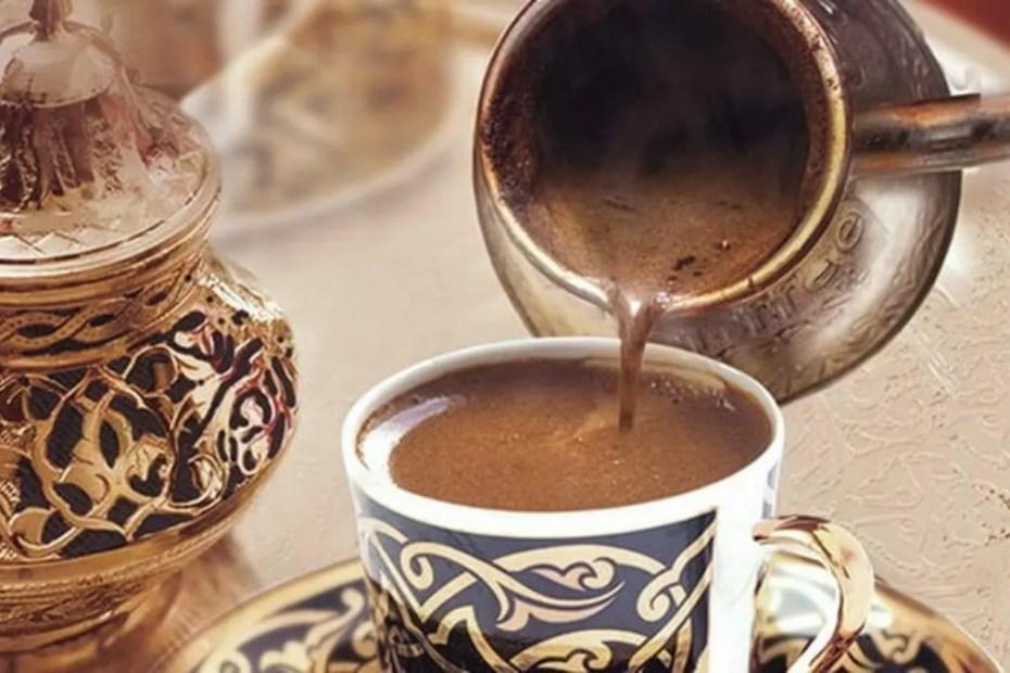 Cezve Coffee pot