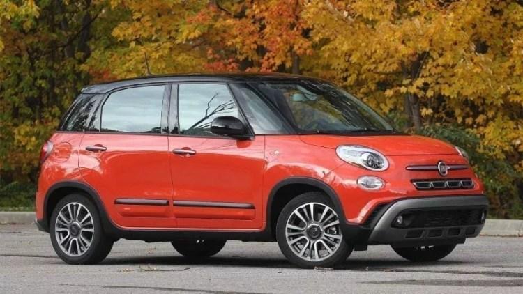 Автомобиль Fiat 500 л цена в Турции