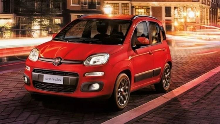 Fiat Panda 2020 Автомобиль в Турции