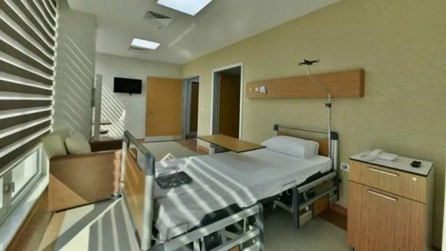 مستشفى البيروني اسطنبول