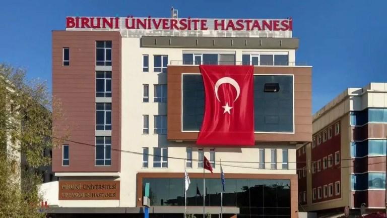 مستشفى بيروني اسطنبول
