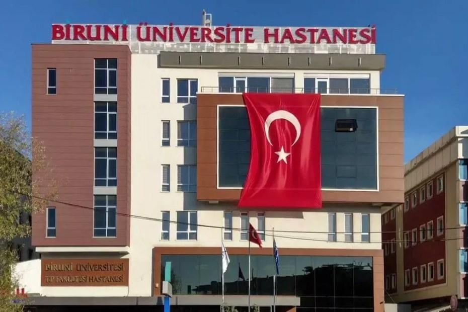 مستشفى بيروني تركيا